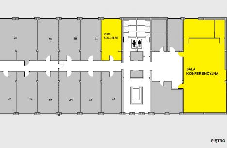rozkład pomieszczeń 2